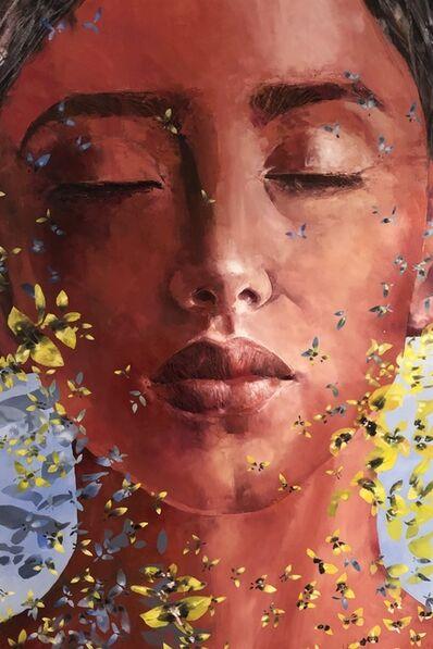 Helbert Ortiz, 'the silence shapes', 2017
