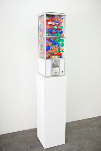 Jennifer Dalton, 'Judgments 25 Cents', 2013