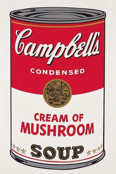 Andy Warhol, 'Cream of Mushroom Campbells Soup', 1968