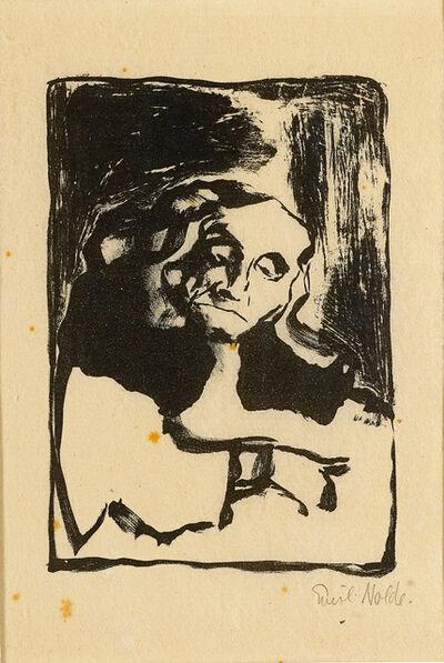 Emil Nolde, 'Faust', 1911