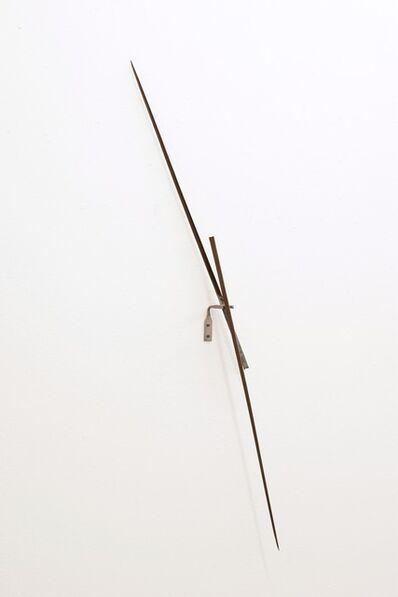 George Rickey, 'Vertical lines', 1965