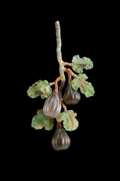 Kathleen Elliot, 'Three Figs', 2009