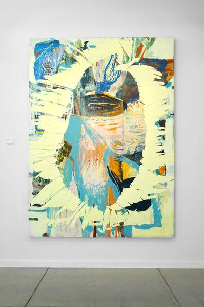 Katie Kirk, 'Yellow Centrality ', 2018