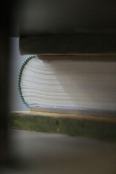 Ali Kazma, 'Book (detail)', 2015