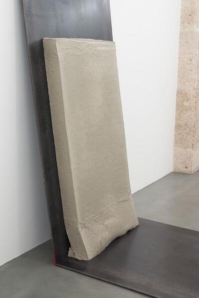 Christoph Weber, 'Beton (gerutscht)', 2016