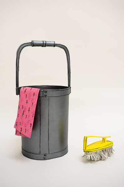 Libby Black, 'Bucket and Scrub Brush', 2019