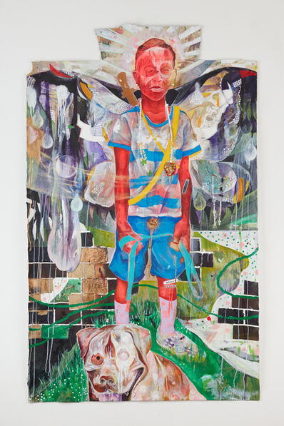 Lavar Munroe, 'I And My Father Are One', 2020