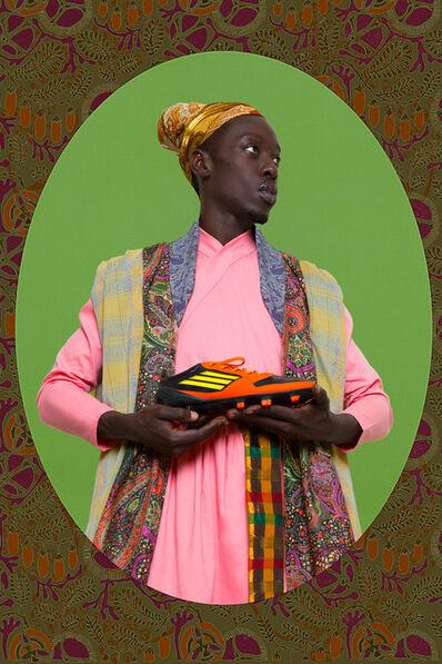 Omar Victor Diop, 'Ikhlas Khan', 2015