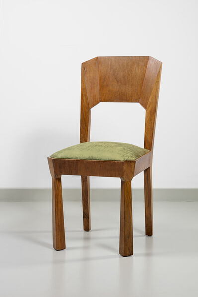 Attributed to Felix Kayser, 'Chairs (set of 4)', ca. 1925