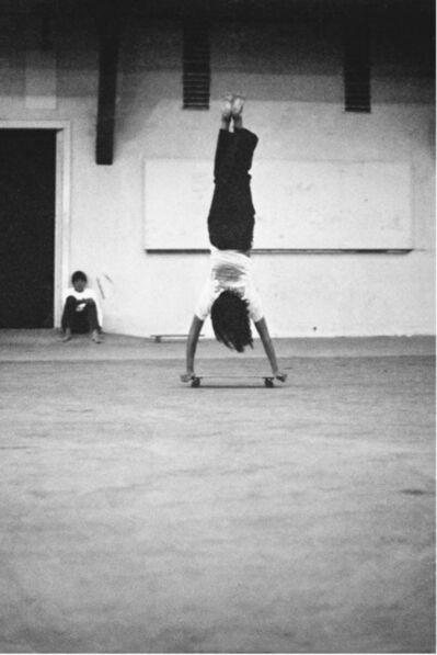 Hugh Holland, 'Huntington Beach, Handstand, CA', 1975