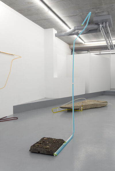Anne de Vries, 'At Aral GmbH', 2014
