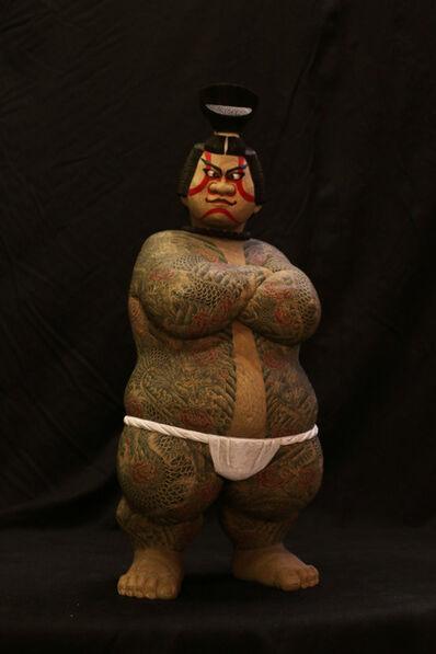 Takeshi HAGURI, 'Otokogi (Chivalry) Kabuki', 2017