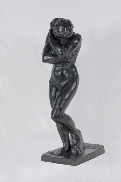 Auguste Rodin, 'Petite Eve ', conceived in 1883 and cast in 1917
