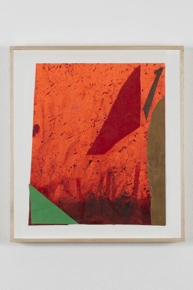 Sterling Ruby, 'DRFTRS (5037)', 2014