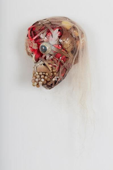 Lavar Munroe, 'Small Soldier Mask : Major', 2018