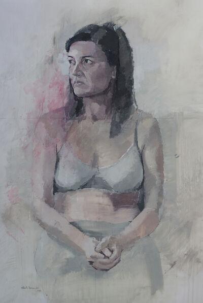 Alberto Romero, 'Retrato de Ana sentada Portrait of Ana, sitting', 2017