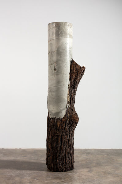 Oscar Tuazon, 'Natural Man', 2015