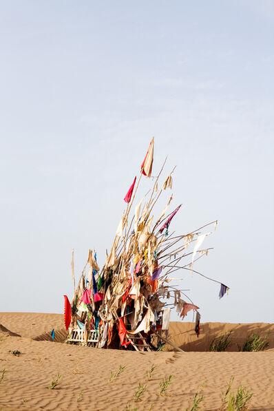Lisa Ross, 'Unrevealed, Site 3 (Shrine)', 2009
