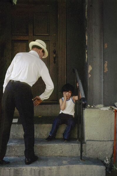 Helen Levitt, 'N.Y.', 1978