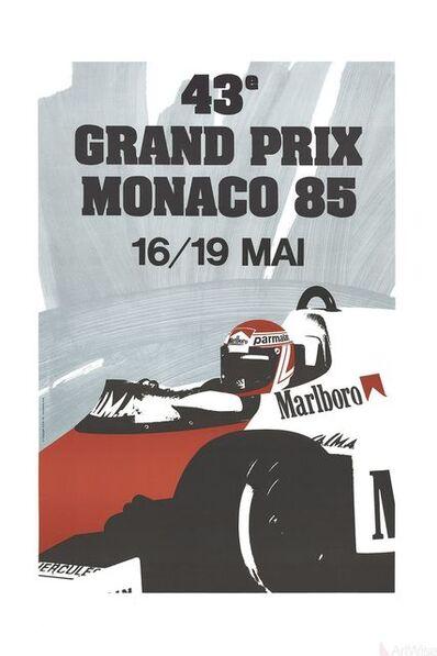 Unknown, 'Monaco Grand Prix 1985', 1991