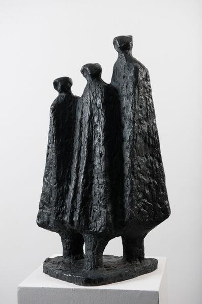 Alfred Basbous, 'Les Trois Frères', 1990