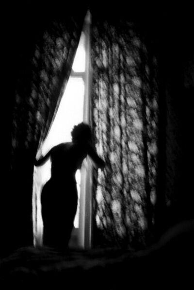 Erich Hartmann, 'woman at  the window, Pau, France', 1979