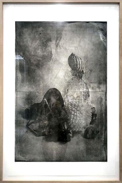 Edouard Wolton, 'Gravure noir #003', 2020