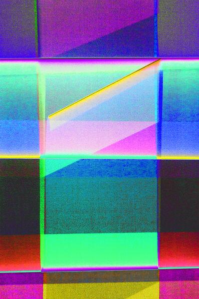 Luuk de Haan, 'Color Field 6', 2015