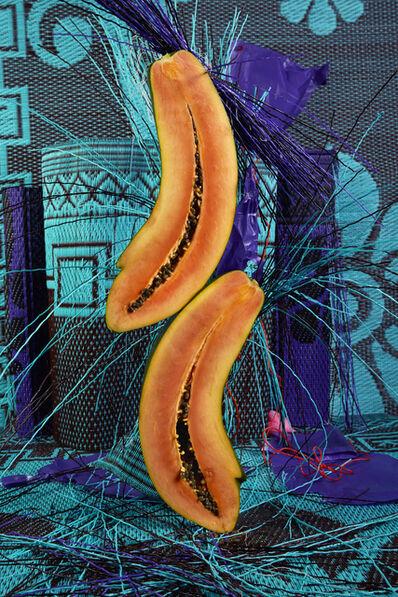 Lorenzo Vitturi, 'Cyan Deconstruction #1', 2017