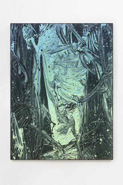 Michael Staniak, 'Oxide painting 102', 2019