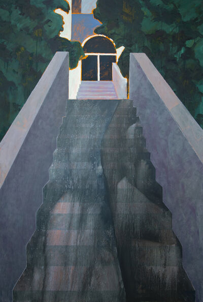 Nick McPhail, 'Stepped Entrance', 2019