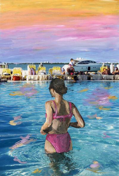 Madeleine Gross, 'Miami Dream', 2020