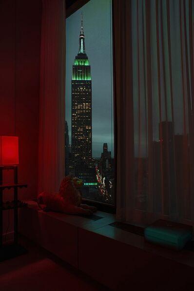 Jean Michel Berts, '40 th floor', 2017