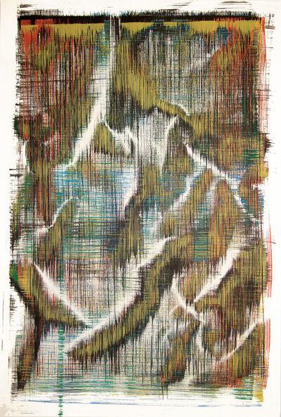 Sergio Barrera, 'Antigesture (rhizomes). P8', 2018