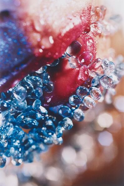 Marilyn Minter, 'Blue Tears', 2004