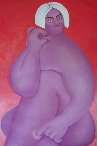 Georgia Dymock, 'Purple Pinch', 2020