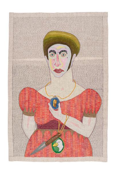 Paloma Castillo, 'La Cocinera de Palacio', 2020