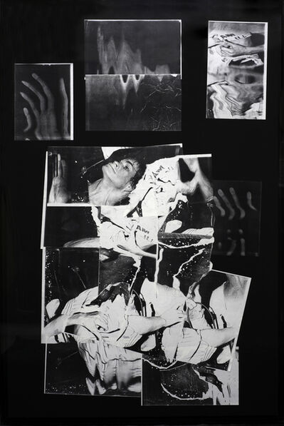 Bruce Conner, 'ILL JUNE 1987', 1987