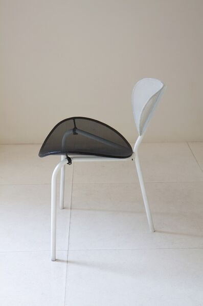 "Mathieu Matégot, 'Chair, ""Nagasaki"" model', 1955"