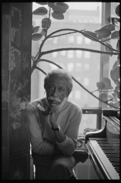 Ming Smith, 'Gordon Parks, New York City, NY', 1991