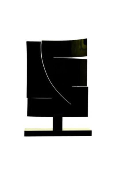 Alexander Liberman, 'Black Curve', 1964