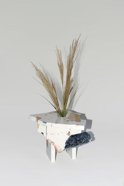 Max Lamb, 'Marmoreal Scrap Scrap Vase No. 5', 2014