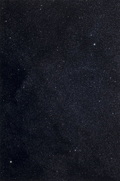 Thomas Ruff, '17h 16m/-45°', 1990