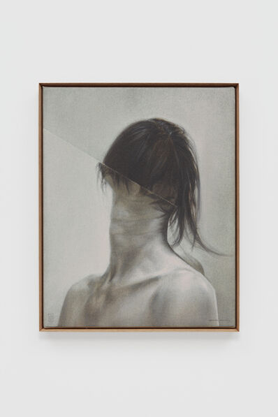 Cris Brodahl, 'She Knows', 2009