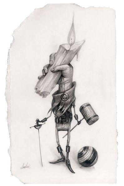 Greg 'Craola' Simkins, 'Lighter', 2016