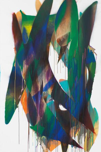 Katharina Grosse, 'Untitled', 2016