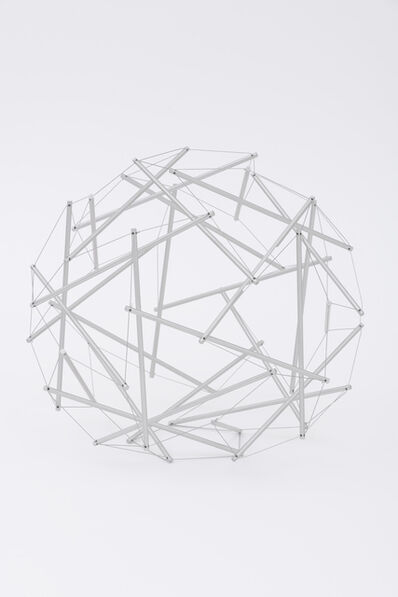 R. Buckminster Fuller, 'Geodesic Tensegrity Sphere, 30 Strut, 3 Frequency, Special Edition 1 of 1'