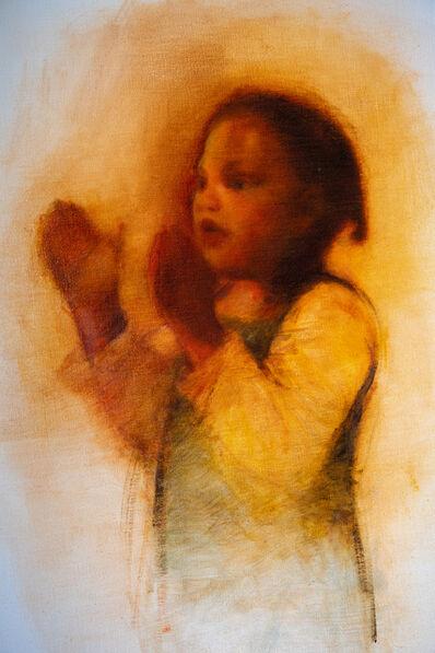 Charlie Mackesy, 'Girl Clapping', ca. 2006