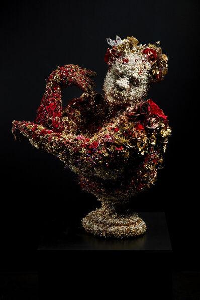 Athi-Patra Ruga, 'Proposed Model for uMabele-bele (Many breasted one) ', 2018