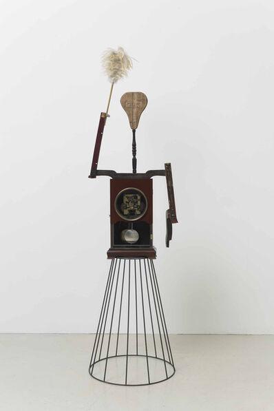 Fu Xiaotong, 'Handless Clock没有指针的钟', 2017